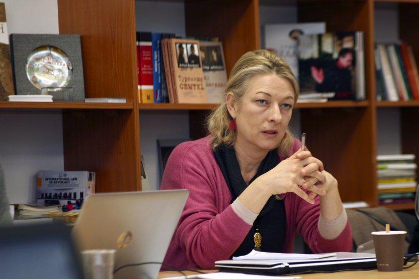 """Следовател на ООН за Беларус предупреждава за нова """"Желязна завеса"""""""