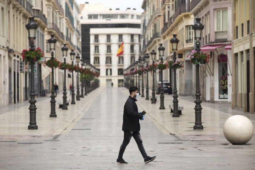 Мадрид повика армията на помощ