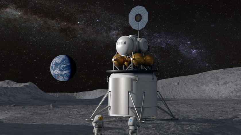 НАСА с нов план за покоряване на Луната