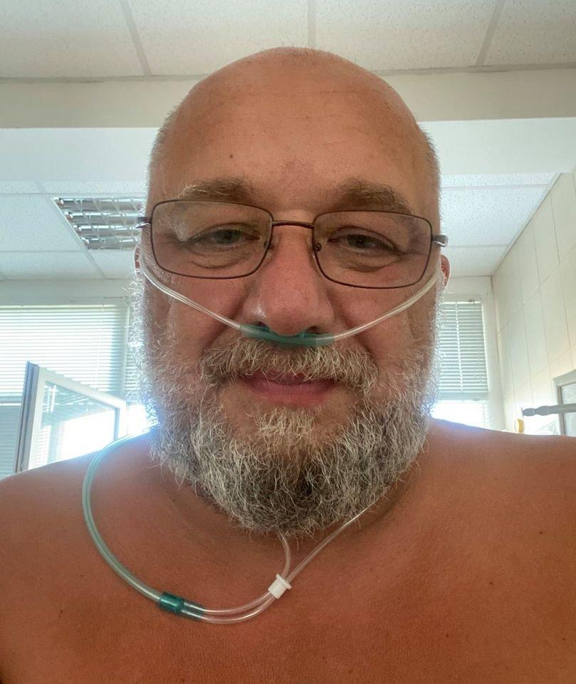 Само в Lupa.bg: Красен Кралев в болничен до края на месеца