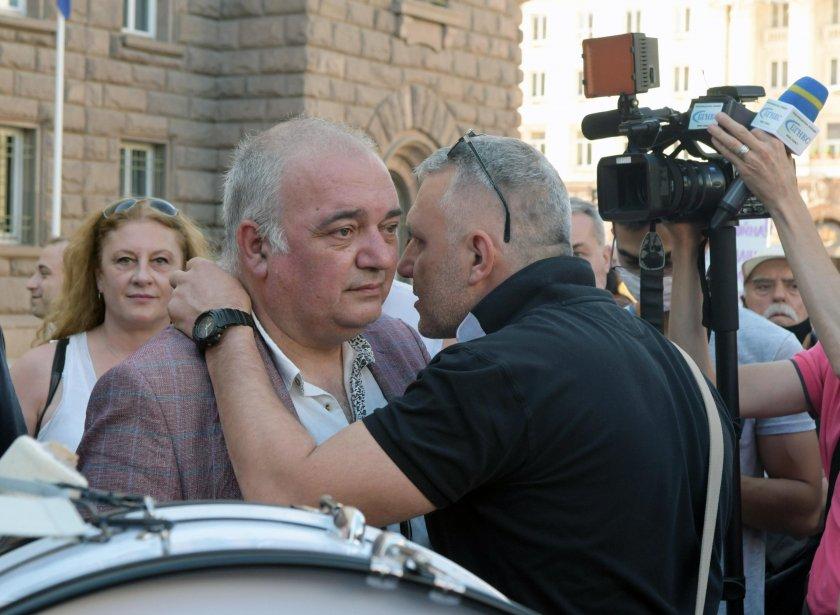 Арман Бабикян: Вчера не беше протест, а усмихнат опит да усетим празника