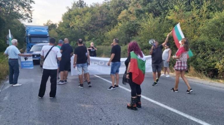 Протестиращи затвориха Дунав мост навръх 22 септември