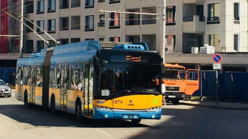 Промени в градския транспорт в София заради митинг-концерт утре