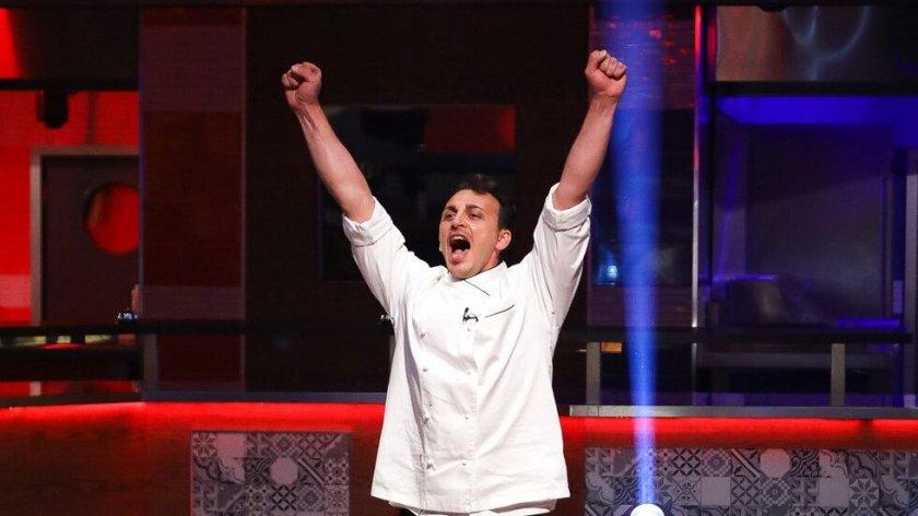 Победител в Hell's Kitchen стана контрабандист