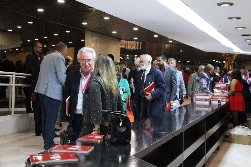 Започва гласуването за членове на НС на червения форум