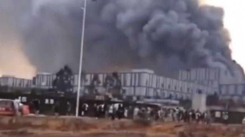 Взриви се лаборатория на Huawei в Китай