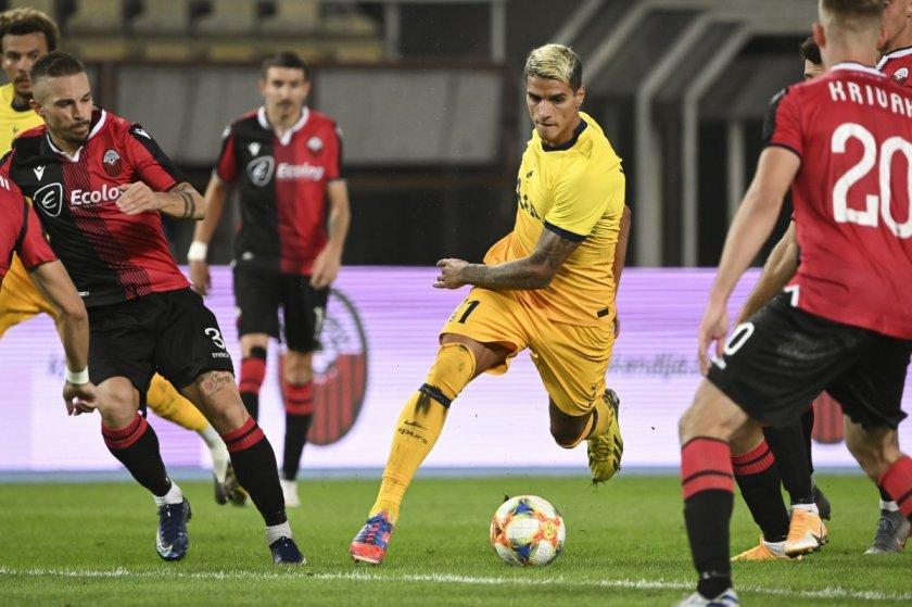 Тотнъм и Милан продължават напред в Лига Европа