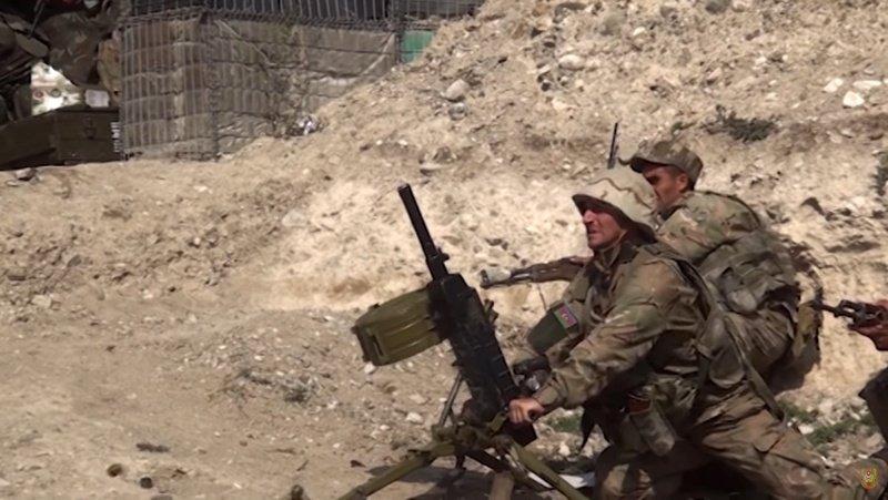 Още 26 войници убити в боевете в Нагорни Карабах
