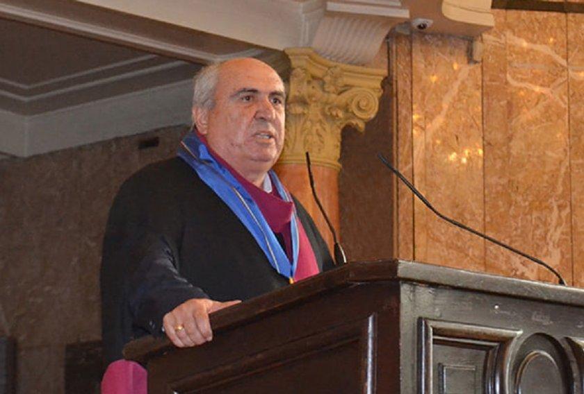 Черна вест: Почина проф. Веселин Тепавичаров