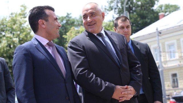 Борисов показа нагледно как се прави коалиция с лявото