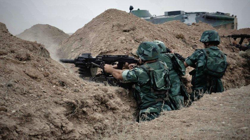 Путин, Макрон и Тръмп поискаха незабавно примирие в Нагорни Карабах