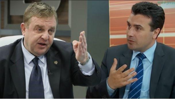 Заев рови в чувствата на Каракачанов към Македония