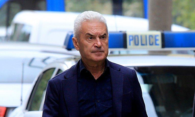 Сидеров пак беше призован в полицията