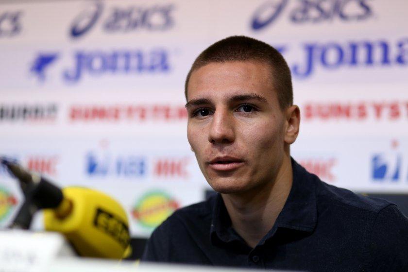 Капитанът на ЦСКА: Мачовете от групите на Лига Европа са бонус