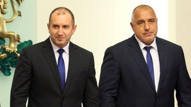Радев отрече да е виновен за оставката на шефа на РЗИ