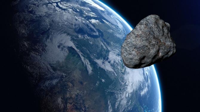 Астероидът Апофис ще се блъсне в Земята през 2068 г.