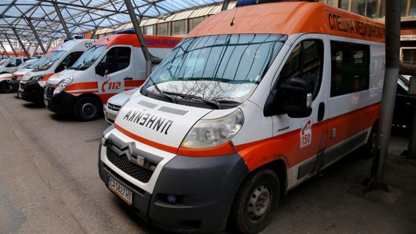 Петима лекари от Спешната помощ в София диагностицирани с Covid-19 за ден