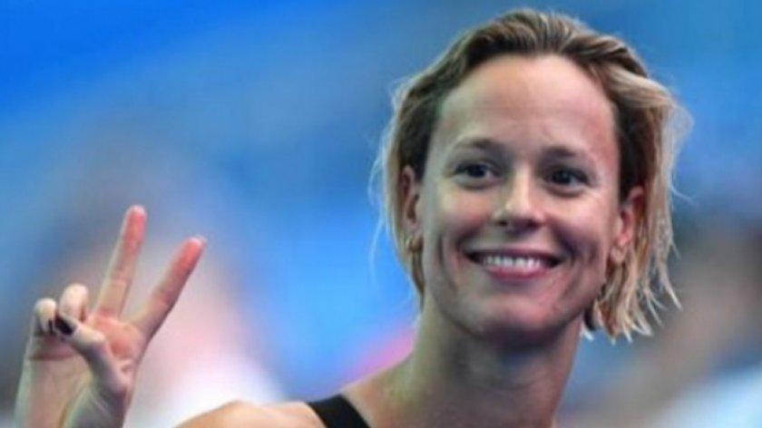 Олимпийска шампионка пребори Ковид-19