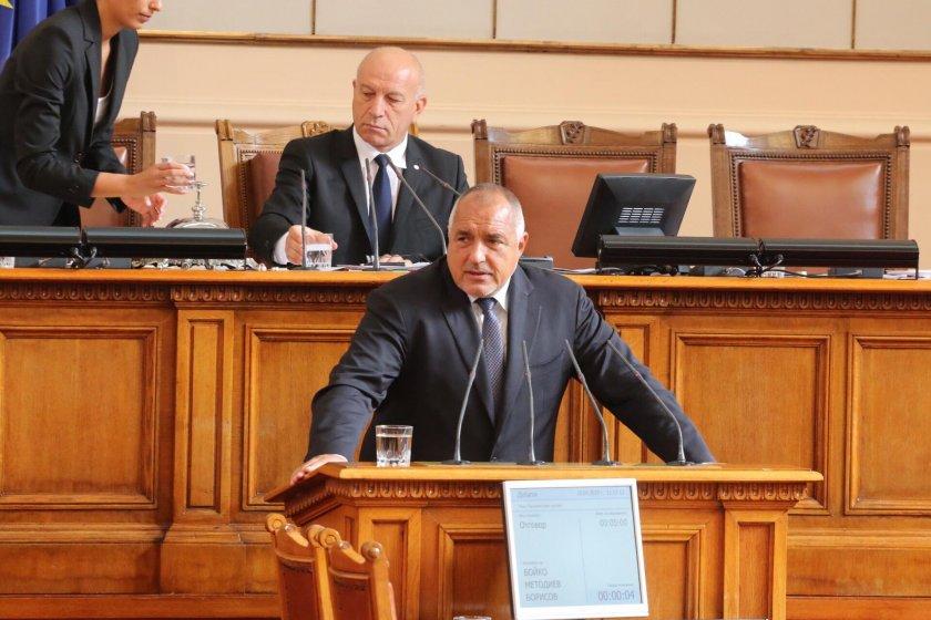 Борисов: Готови сме да окажем помощ на Гърция и Турция
