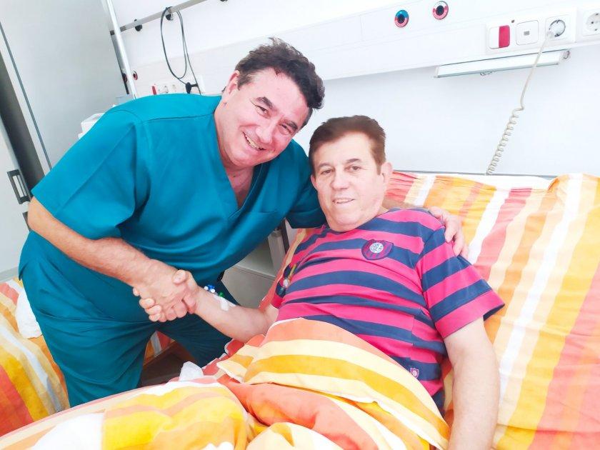 Д-р Мазнейков: Давам наша сграда за COVID-пациенти