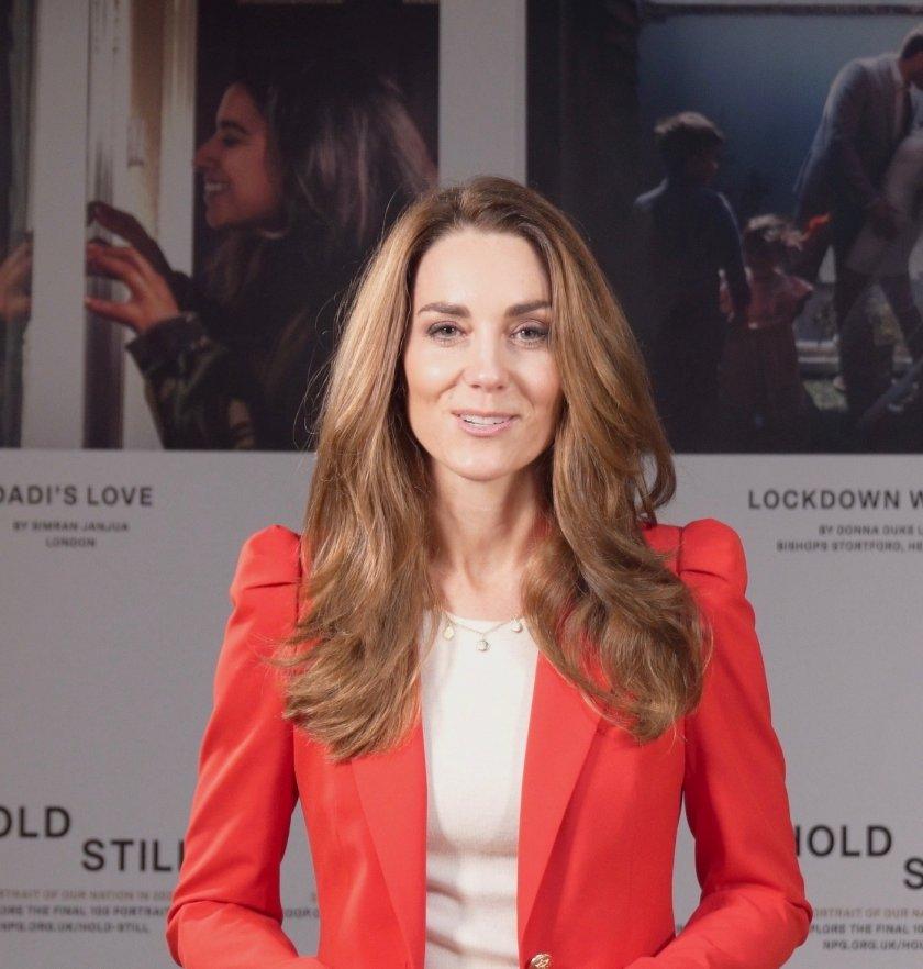 Кейт Мидълтън с нова и по-смела прическа