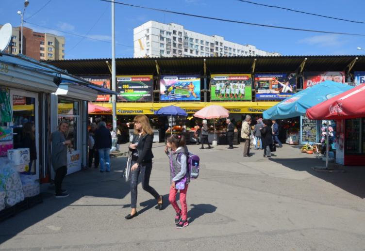Първо в Lupa.bg: Пребиха жестоко охранител на столичен пазар
