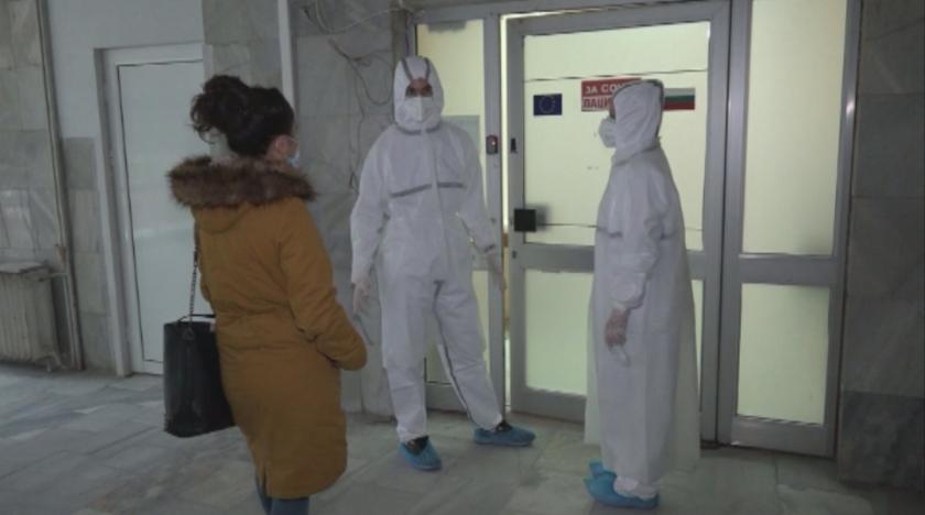 Студенти влязоха в Covid-отделението в Свищов