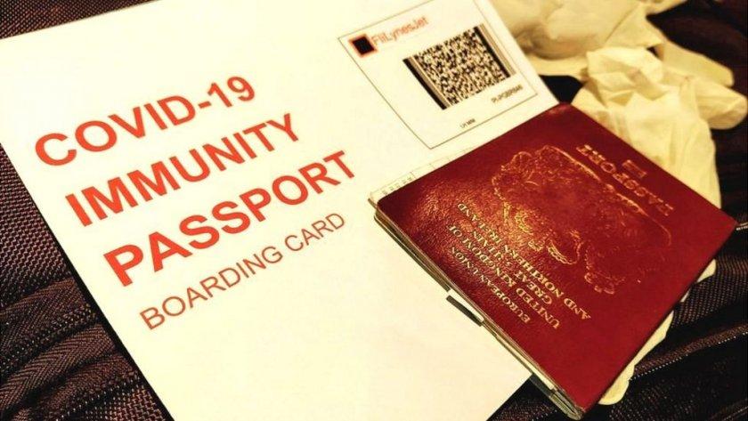 СЛУЧВА СЕ: Великобритания въвежда COVID-паспорти