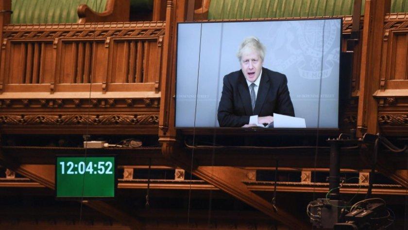 Очаквано: Англия затяга Covid мерките