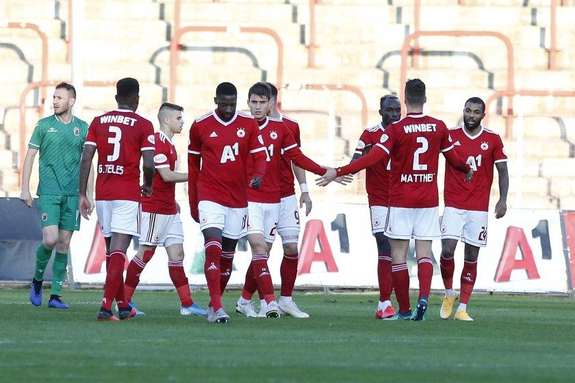 ЦСКА пуска тежката артилерия срещу Йънг Бойс
