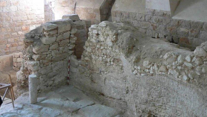 Домът на малкия Исус Христос се показа