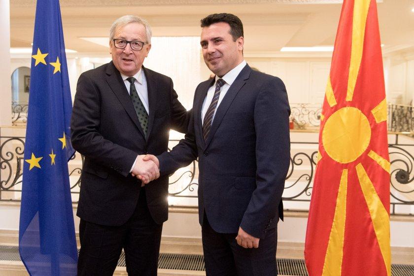ЕС не постигна съгласие за Северна Македония