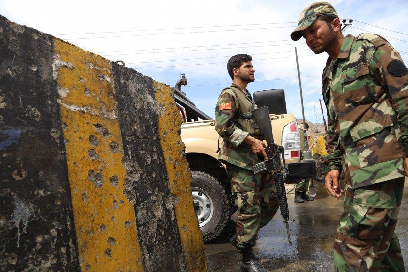 a498788334e Четирима убити след нов атентат в Кабул, ранени са и четирима американски  войници