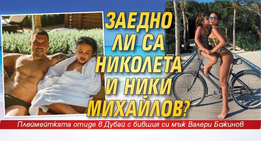 Заедно ли са Николета и Ники Михайлов?