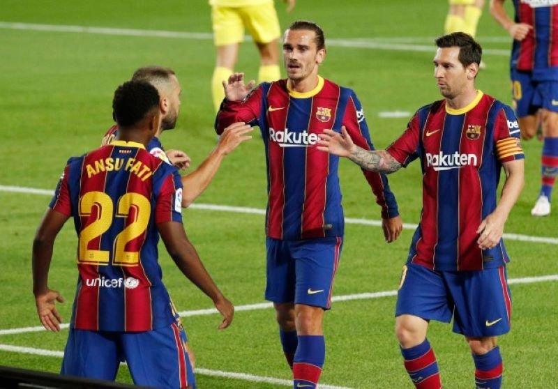 """Футболистите на """"Барса"""" орязаха със 122 млн. евро заплатите си"""