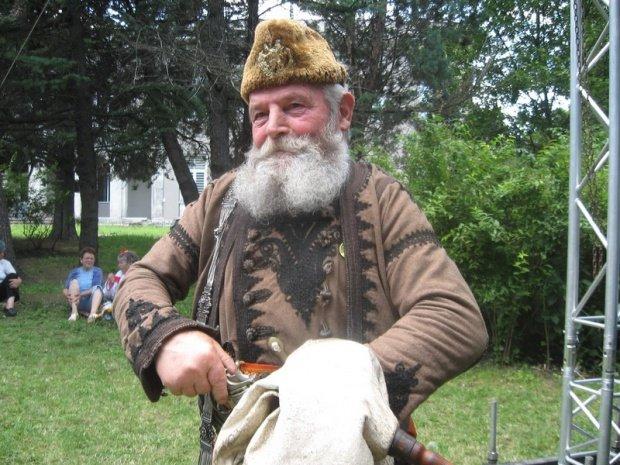 Почина гайдарят на Валя Балканска