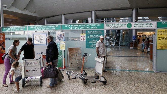 "Откриха чанта с повишен радиационен фон на летище ""Шереметиево"""