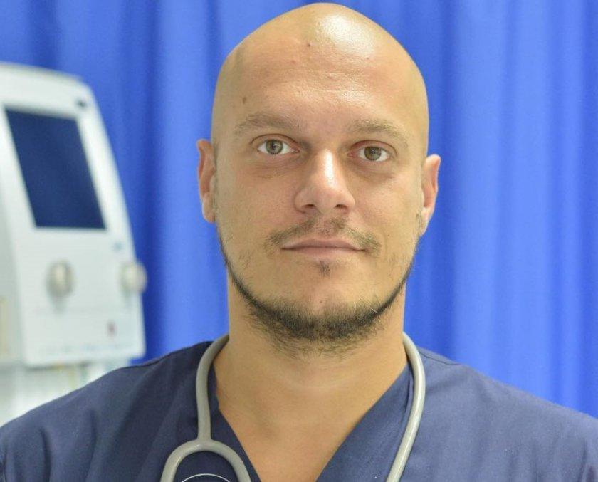 Анестезиолог: Бесен съм, сменям пълни с празни чували за трупове