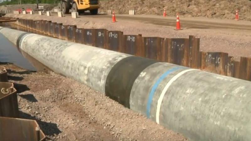 """След година прекъсване възобновяват изграждането на """"Северен поток 2"""""""
