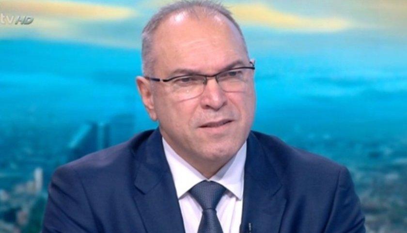 Шефът на Александровска очаква сериозен спад на заразените до две седмици