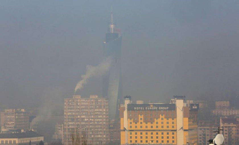 Въздухът в Сараево - най-мръсен днес