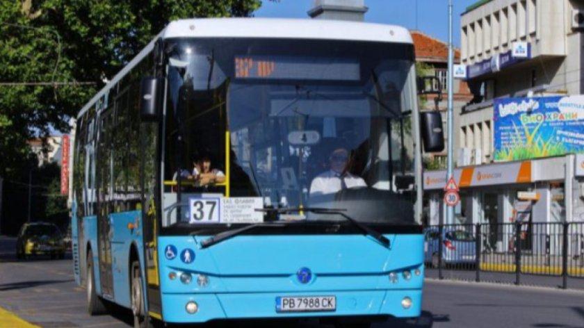Заразно зло: Разреждат автобусите и в Пловдив