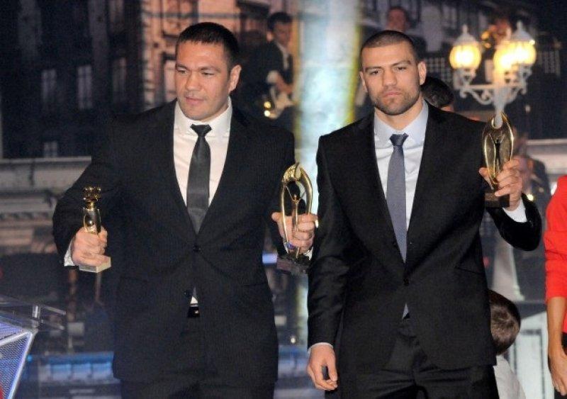 Кубрат и Тервел кацнаха в Лондон за супермача с Джошуа