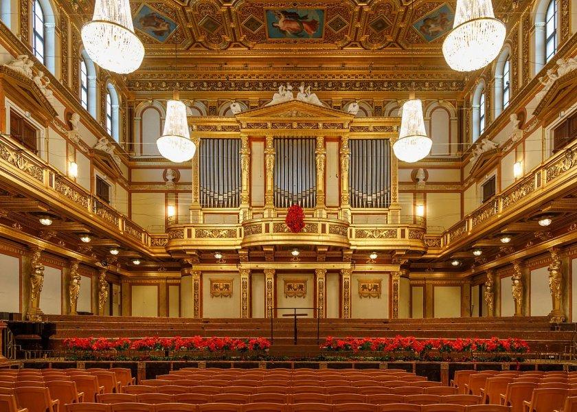 Новогодишният концерт на виенските филхармоници - без публика, ръкопляскаме онлайн