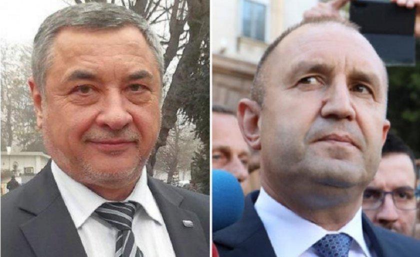 Валери Симеонов: Ще измрем през март заради Радев!