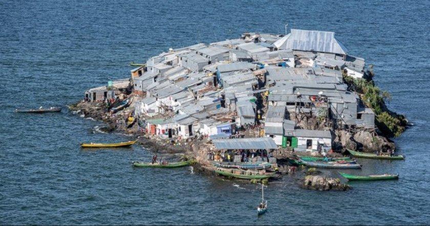 Мигинго – островът с 4 бордея и без болница