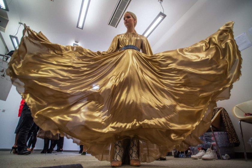 Модата оцеля през 2020 г.