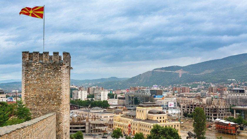 Македонските темели са от краден материал