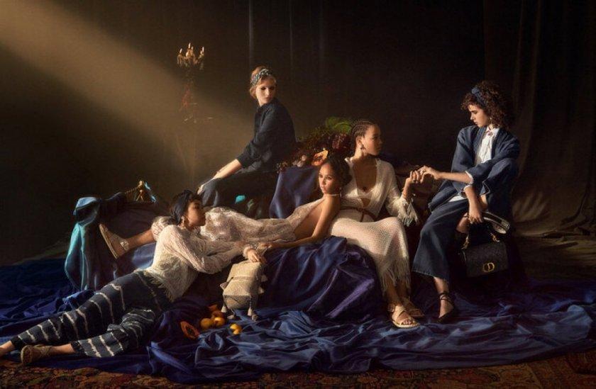Българка засне новата кампания на Dior (СНИМКИ)