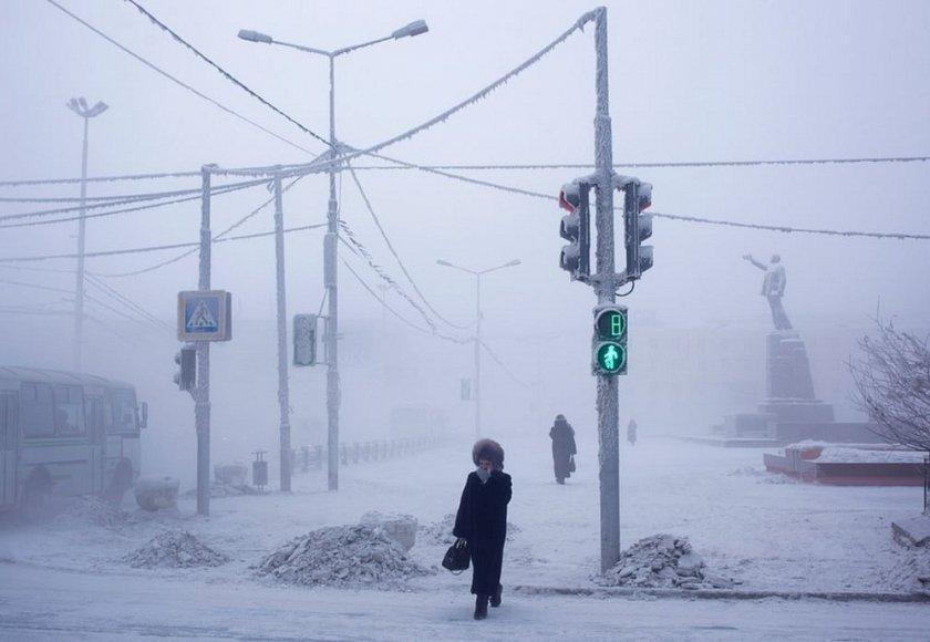 В Якутск учат онлайн заради 50 градуса под нулата